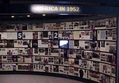 Display of America in 1952