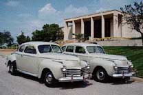 cars of Harry Truman