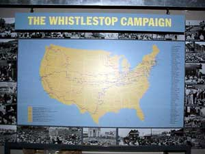 Image of The Whistlestop Campaign