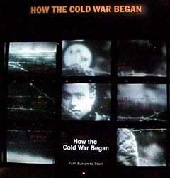 Screen of footage for How The Cold War Began