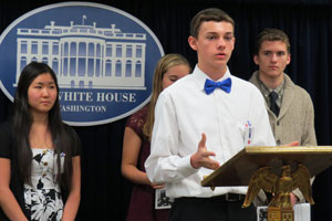 The White House Decision Center Student